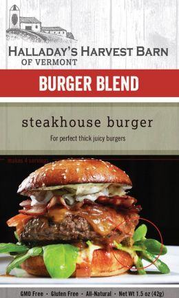 Burger Mix Steakhouse Burger Blend