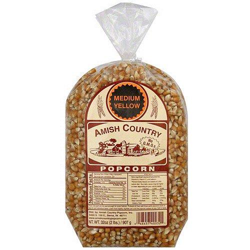 Amish Popcorn (Yellow)