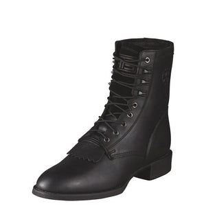 Ariat Men Heritage Lacer | Black
