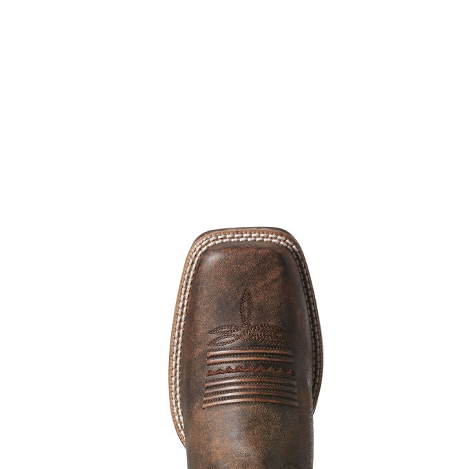 Ariat Women PrimeTime Western Boot | Tack room Chocolate