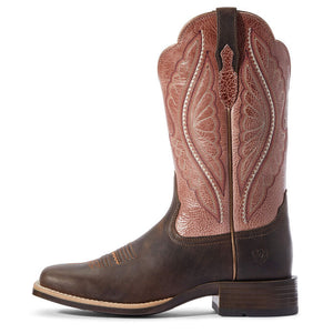 Ariat Women Prime Time Western Boot | Dark Java