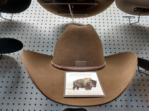 Stetson Powder River 4x hat | Mink