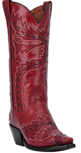 Sidewinder Womens boots | Red