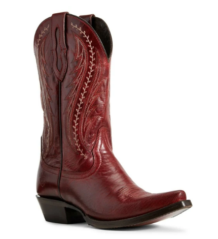 Ariat Women Tailgate Western Boot | Red