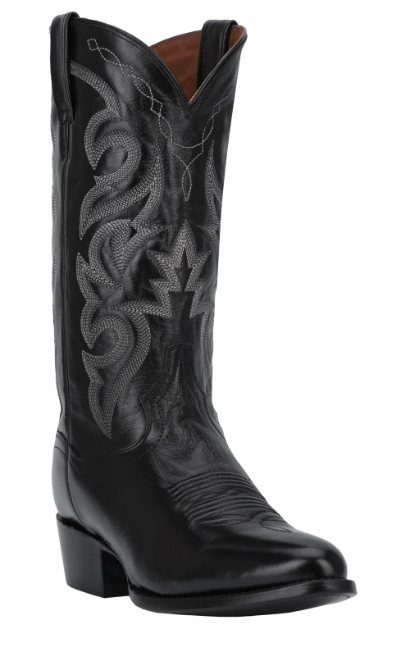 Milwaukee Mens Cowboy boot | Black