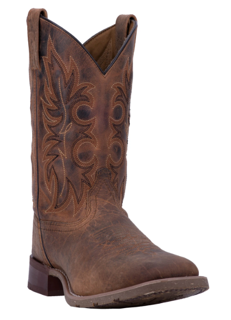 Durant Mens cowboy boot | Distressed Brown