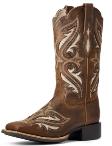 Round Up Bliss Women's Western Boot | Sassy Brown