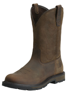 Groundbreaker Mens work boots | Brown