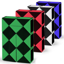 Load image into Gallery viewer, Magic Cube Puzzle Toy / Snake Puzzle