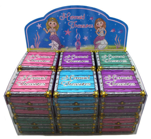 Mermaid Treasure Box