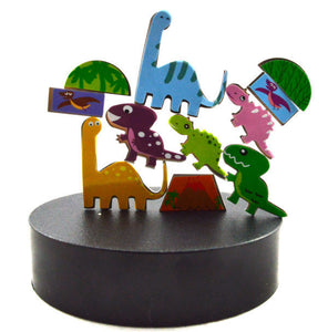 Magnetic Land Dinosaur