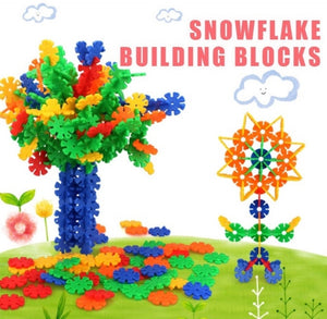 Snowflake Building Blocks