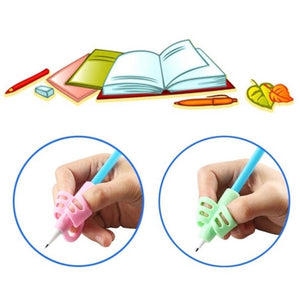 Two Finger Grip Silicone Writing Tool