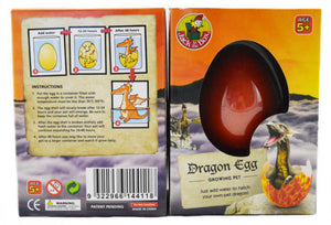 Growing Pet Dragon Egg