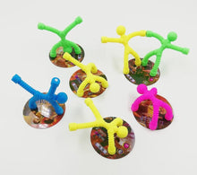 Load image into Gallery viewer, Magnetic Men Toy with Disc Packs of 4
