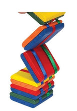 Load image into Gallery viewer, Caterpillar Book/Jacobs Ladder Wooden Fidget Toy
