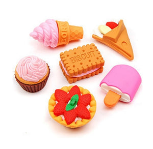 Erasers Novelty