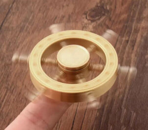 Rudder Wheel Gold DIY