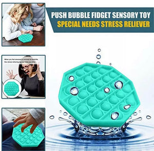 Push Pop Bubble Sensory Fidget Toy