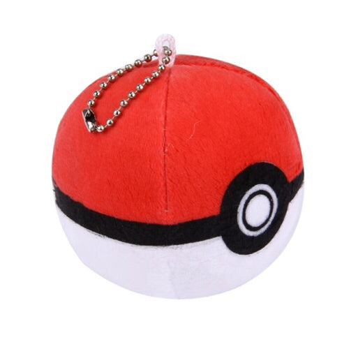 Pokemon Poke Balls Plush
