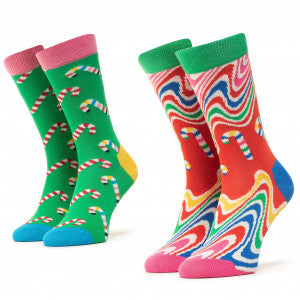 "Happy Socks Gift Box ""Psichedelic Candy"""