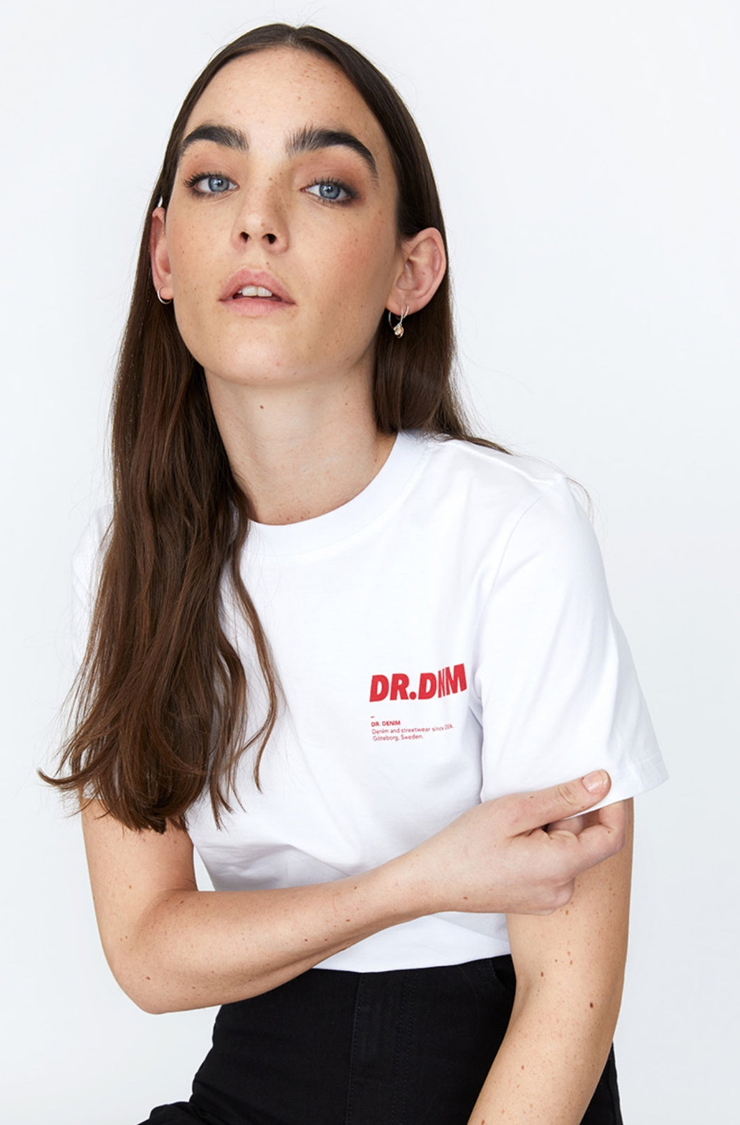 DR DENIM - T-shirt manica corta DR Denim