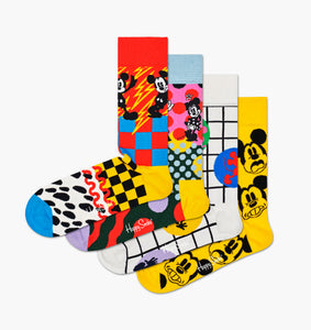 "Happy Socks Gift Box ""Disney"" 4 paia"
