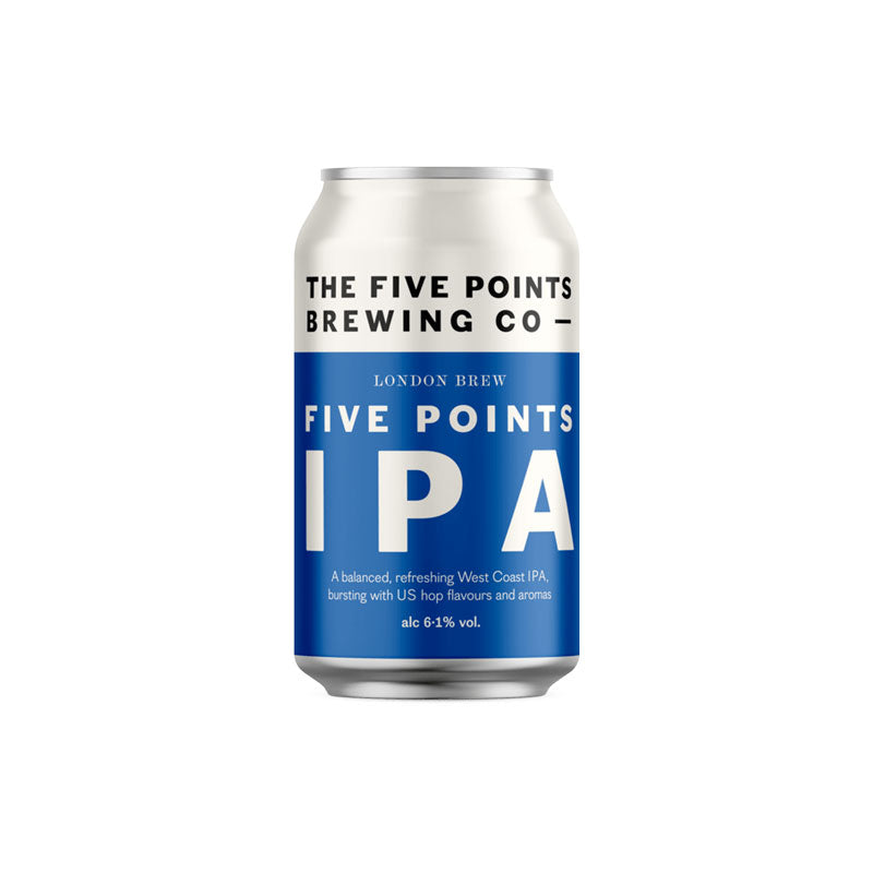 Five Points IPA - 330ml Can