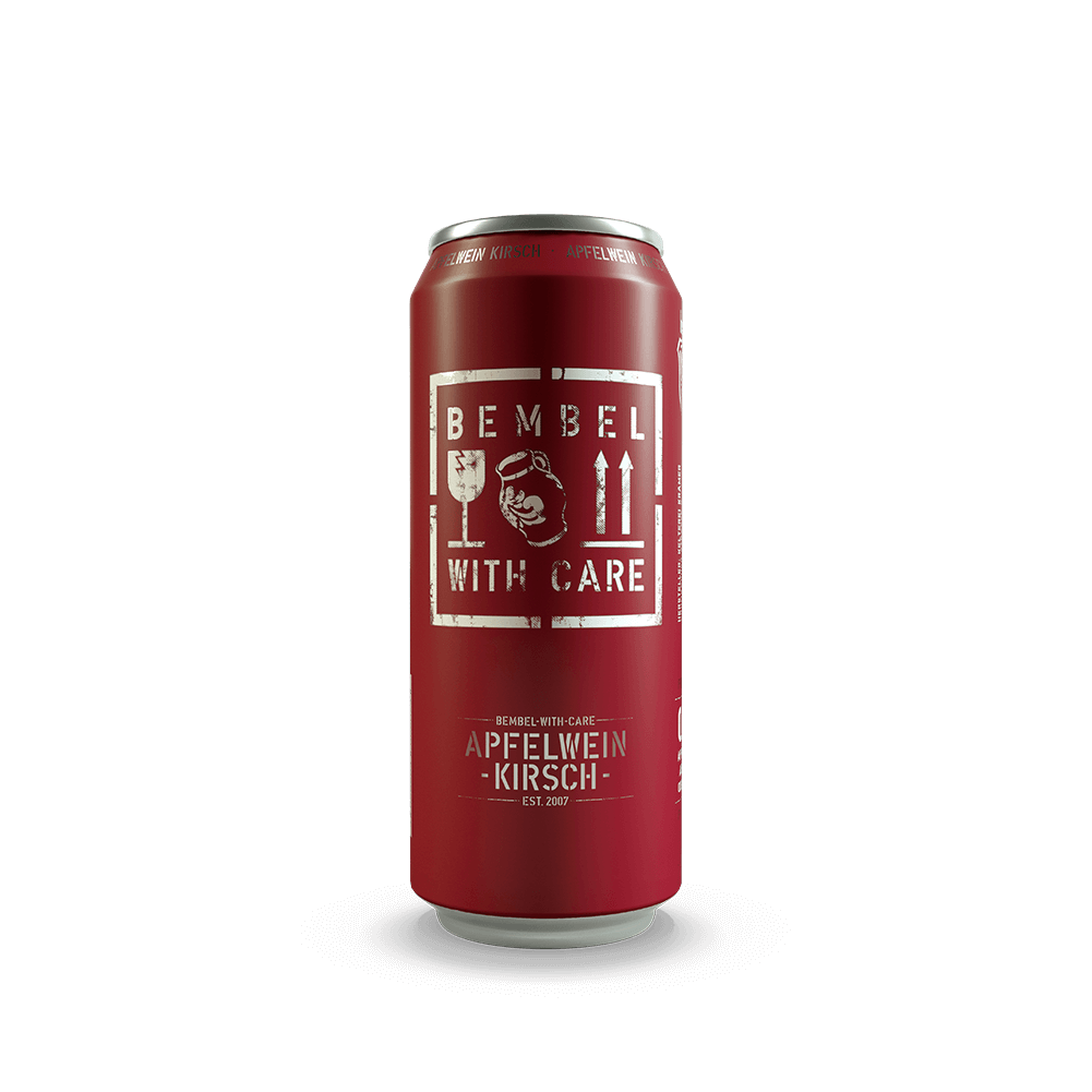 Bembel With Care Cherry Cider - 500ml Can