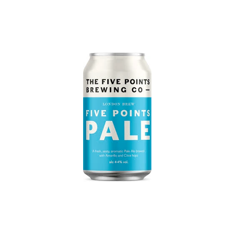 Five Points Pale - 330ml Can