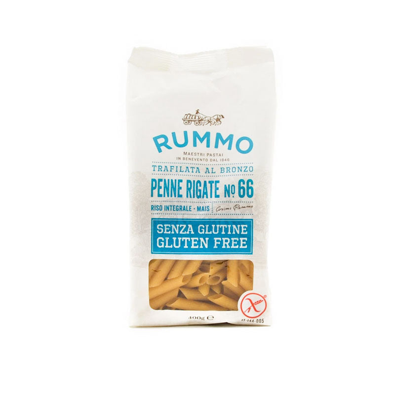 Rummo - Gluten Free Penne Rigate No.66 - 500G