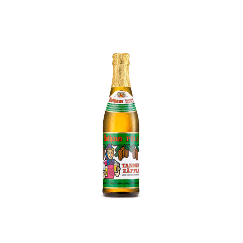 Rothaus Pils Tannenzäpfle - 33cl Bottle