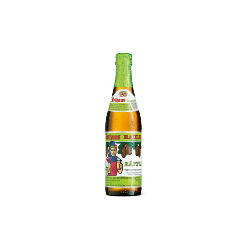 Rothaus Radler Zäpfle Shandy - 33cl Bottle