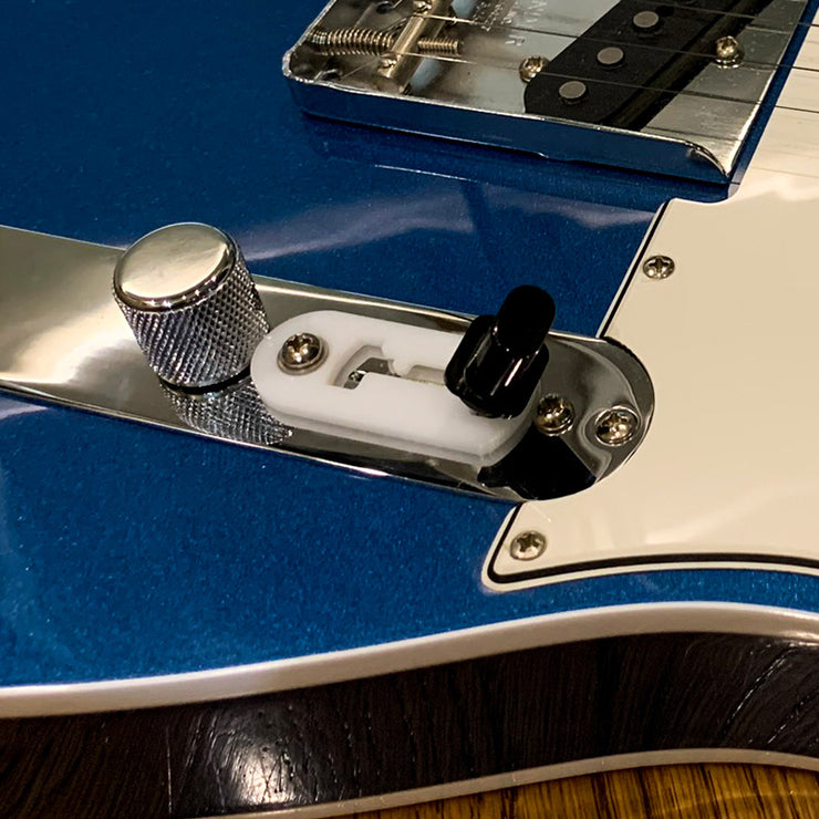 The Switchlock pickup switch lock for the Telecaster