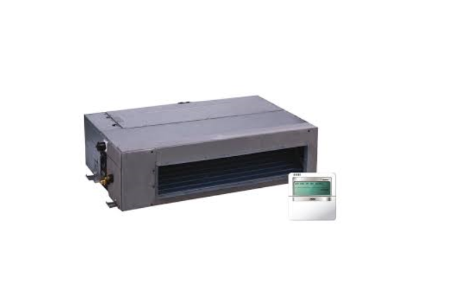 Fan and coil inverter capacidad 2 Ton