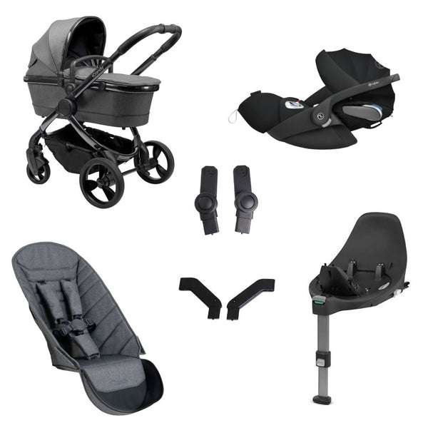 iCandy Peach & Cybex Cloud Z / Base Z Bundle