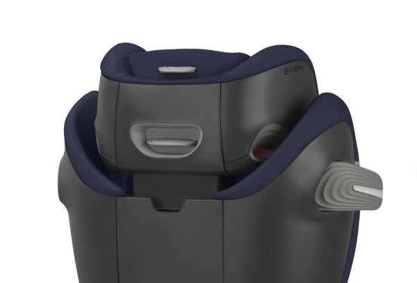 Cybex Pallas S-Fix Car Seat - 2020 - Navy Blue