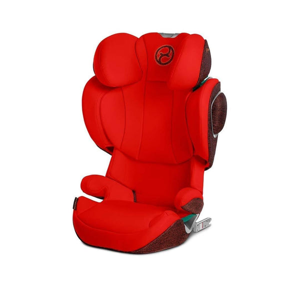 Cybex Solution Z i-Fix Car Seat - 2020 - Autumn Gold