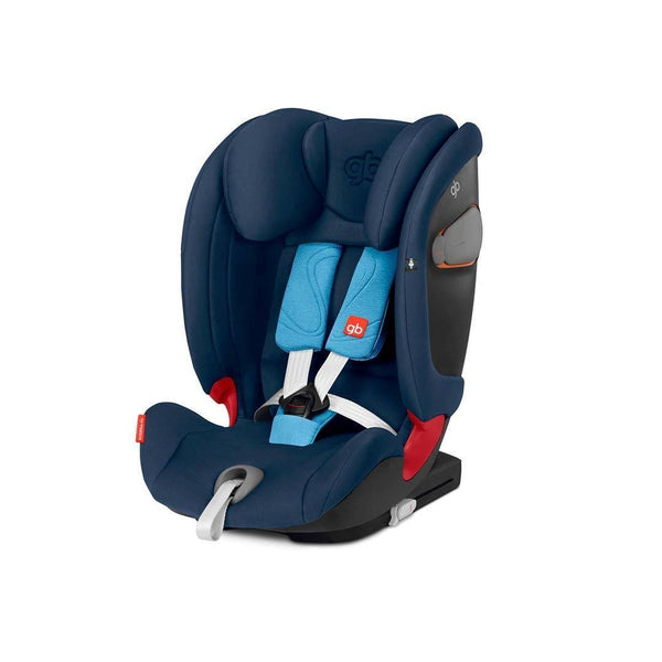 GB Everna-Fix Car Seat - Night Blue