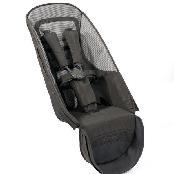 iCandy Peach All Terrain Forest 2nd Seat Fabric inc Bumper Bar