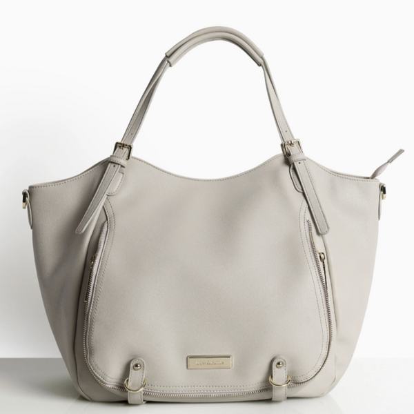 Joy Baby Changing Bag - Grey