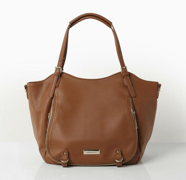 Joy Baby Changing Bag - Tan