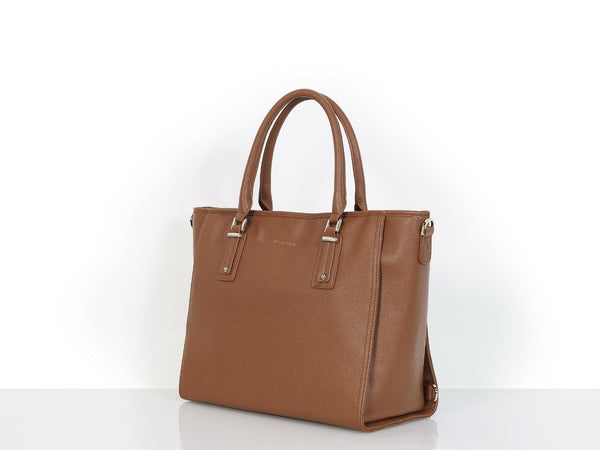 Rita Convertible Baby Changing Bag - Tan