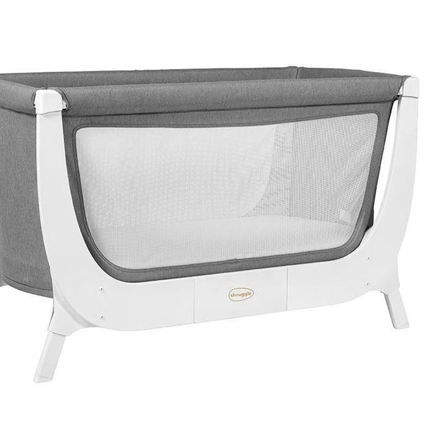 Shnuggle Air Cot Conversion Kit Dove Grey
