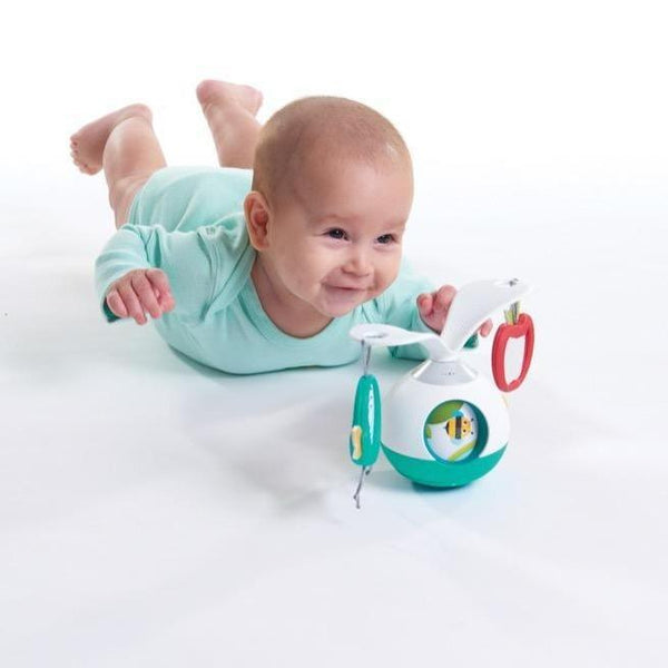 Tiny Love Tummy Time Entertainer 2 In 1 - Meadow Days