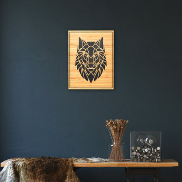 Wolf - Wallkraft Designs