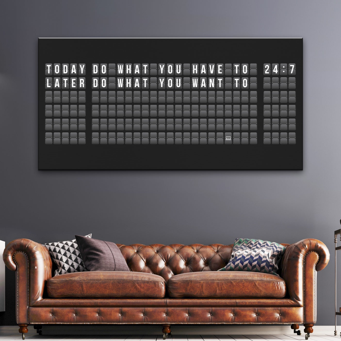 Do What You Have To - Wallkraft Designs