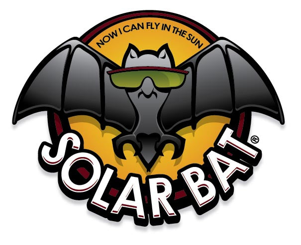 Solar Bat Decal