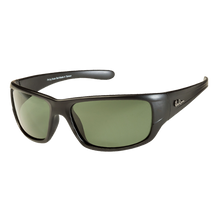 Load image into Gallery viewer, Polarized Bill Dance Solar Bat fishing sunglasses that catch big largemouth bass, big smallmouth bass, large crappie, and big saltwater fish.