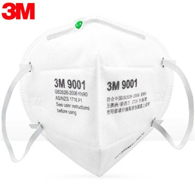 3M 9001 Face Mask 50pcs